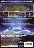 UEFA Champions League 2006-2007 Xbox 360 Back Cover