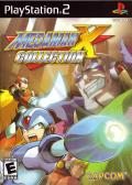 Mega Man X Collection PlayStation 2 Front Cover