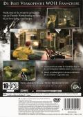 Medal of Honor: Vanguard PlayStation 2 Back Cover