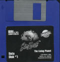 SimEarth: The Living Planet DOS Media Data disk