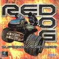 Red Dog: Superior Firepower Dreamcast Front Cover