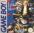 The Lawnmower Man Game Boy Front Cover