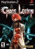 Chaos Legion PlayStation 2 Front Cover