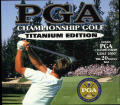 PGA Championship Golf 2000: Titanium Edition Windows Front Cover