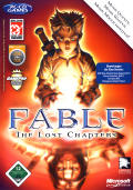 Fable: The Lost Chapters Windows Front Cover