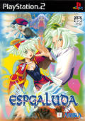 Espgaluda PlayStation 2 Front Cover