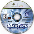 WarTech: Senko no Ronde Xbox 360 Media
