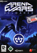 Arena Wars Reloaded Windows Other Keep Case - Front