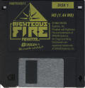 Wing Commander: Privateer - Righteous Fire DOS Media Disk 1/2