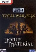 Total War: Eras Windows Other Bonus Material Keep Case - Front