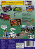Sam & Max Hit the Road Windows Back Cover