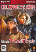 Delaware St. John: Volume 3: The Seacliff Tragedy Windows Front Cover