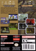 The Legend of Zelda: The Wind Waker / Metroid Prime GameCube Back Cover