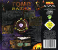 Tomb Raider DOS Other Jewel Case - Back