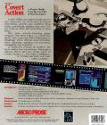 Sid Meier's Covert Action Amiga Back Cover