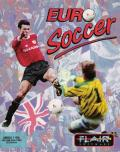 Euro Soccer Amiga Front Cover