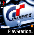 Gran Turismo 2 PlayStation Front Cover