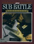 Sub Battle Simulator Atari ST Front Cover