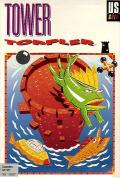 Tower Toppler Commodore 64 Front Cover