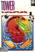 Tower Toppler Atari ST Front Cover