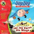 Jay Jay the Jet Plane: Jay Jay Earns His Wings Macintosh Front Cover