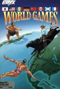 World Games Atari ST Front Cover