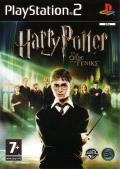 Harry Potter and the Order of the Phoenix PlayStation 2 Front Cover