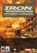 Iron Warriors: T72 - Tank Command Windows Front Cover
