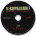 MechWarrior 2: Limited Edition DOS Media MechWarrior 2 Disc