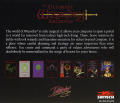 The Ultimate Wizardry Archives Windows Other Jewel Case - Back