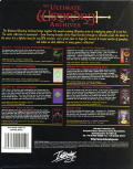 The Ultimate Wizardry Archives Windows Back Cover
