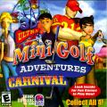 3D Ultra Mini Golf Adventures: Carnival Windows Front Cover
