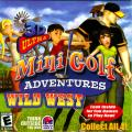 3D Ultra Mini Golf Adventures: Wild West Windows Front Cover