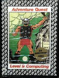 Adventure Quest ZX Spectrum Front Cover