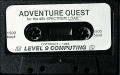 Adventure Quest ZX Spectrum Media