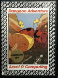 Dungeon Adventure Commodore 64 Front Cover