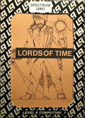 Lords of Time ZX Spectrum Front Cover