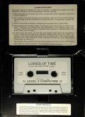 Lords of Time ZX Spectrum Inside Cover