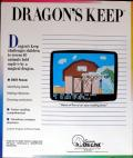 Dragon's Keep Commodore 64 Back Cover