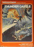 Thunder Castle Intellivision Front Cover