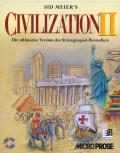 Sid Meier's Civilization II Windows Front Cover