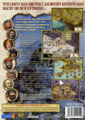 Sid Meier's Civilization III: Play the World Windows Back Cover