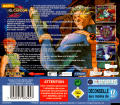 Marvel vs. Capcom 2 Dreamcast Back Cover