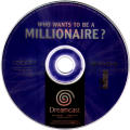 Who Wants to Be a Millionaire Dreamcast Media