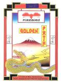 The Golden Path Atari ST Front Cover