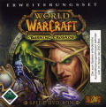 World of Warcraft: The Burning Crusade (Collector's Edition) Macintosh Other Sleeve (Game DVD) - Front