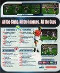 FIFA 99 Windows Back Cover