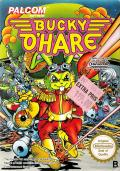 Bucky O'Hare NES Front Cover