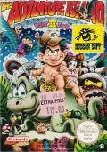 Adventure Island II NES Front Cover