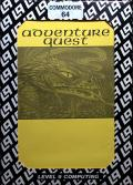 Adventure Quest Commodore 64 Front Cover